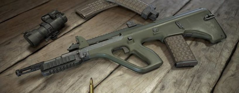Neue Waffen in PLAYERUNKNOWN'S BATTLEGROUNDS