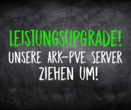 Schluss mit Leistungsspitzen, wir rüsten unsere Server auf