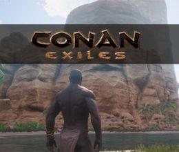 Conan Exit….